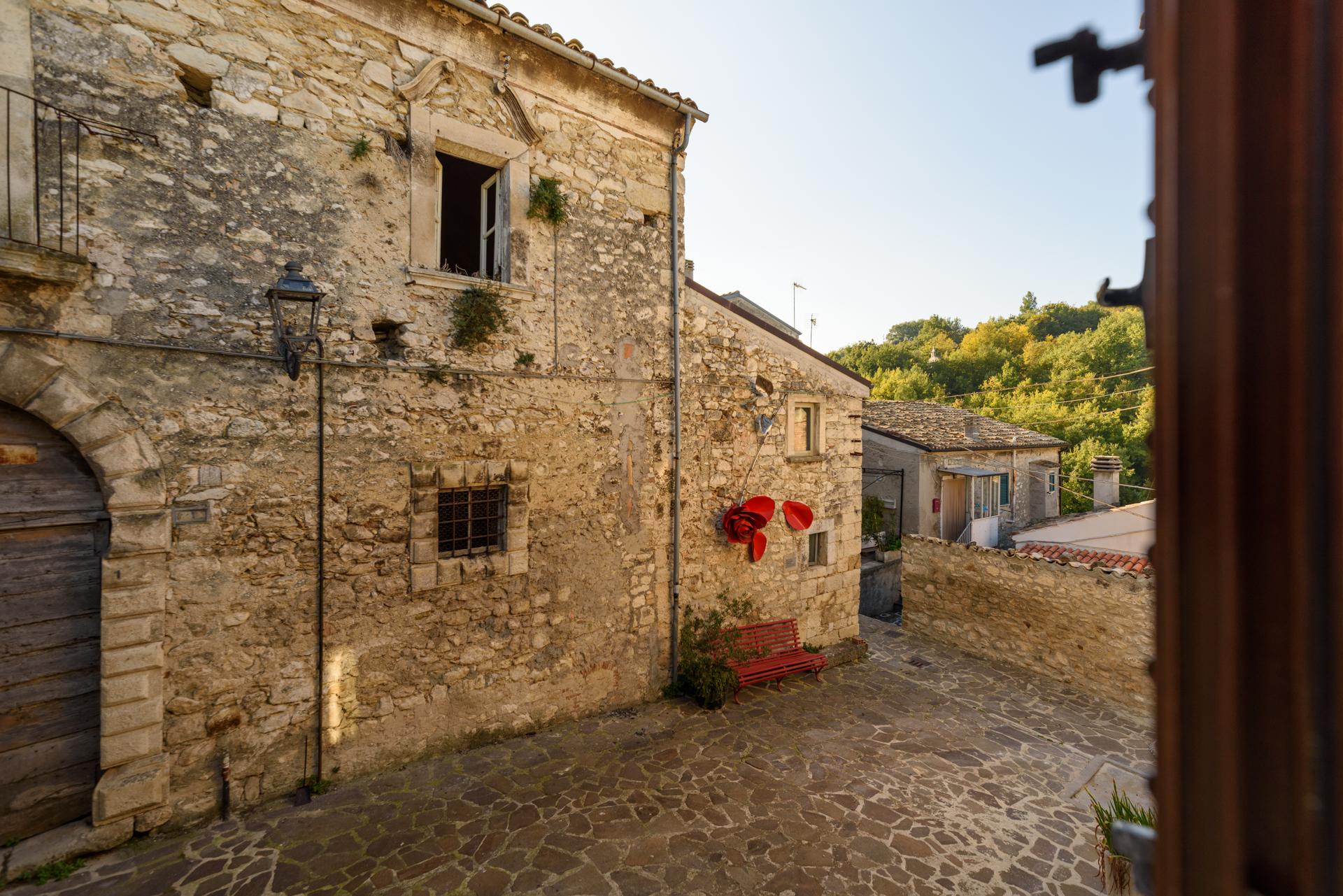 Acheter Une Maison En Italie Abruzzes la maison de martine - il tuo b&b nel cuore dell'abruzzo
